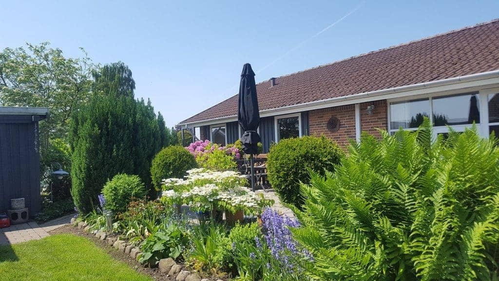 Haveservice i Bredballe – I en pragtfuld og smuk have
