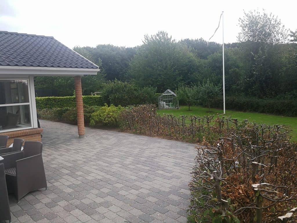 Haveservice-Beskæring af bøgehæk Beskæring og klipning af bøgehæk i Skanderborg